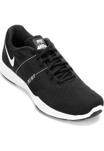 Tênis Nike City Trainer 2 Feminino - Feminino-Preto+Branco