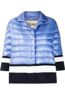 Herno Quilted Jacket - Roxo