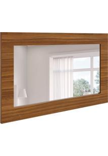 Espelho Decorativo Búzios (125X60) Marrom
