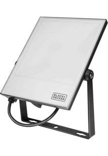 Refletor De Led 50W 6500K Ip65 4000 Lúmens Cor: Branca - Black+Decker