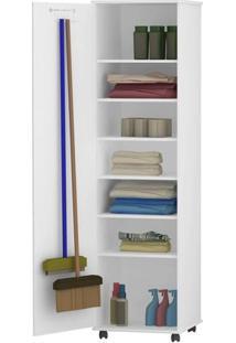 Organizador/Lavanderia Prática - Branco - Varejo Móveis