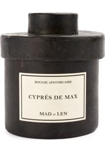 Mad Et Len Vela 'Cyprés De Max' - Preto