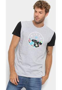 Camiseta Billabong Core Fit Masculina - Masculino