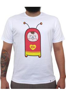 Cuti Chapolin - Camiseta Clássica Masculina