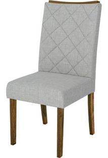 Cadeira Golden 2 Peças - Linho Claro - Demolição