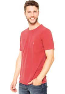 Camiseta Vr Triângulo Vermelha