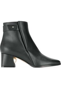 Nicholas Kirkwood Ankle Boot Miri - Preto