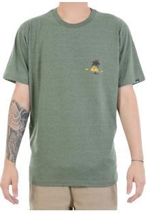 Camiseta Quiksilver The Board Rinding - Masculino