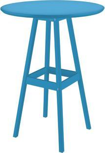 Mesa Tramontina Pub 91452/080 Azul Se