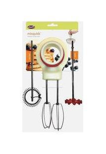 Batedor Manual Mixquick Com 3 Modos Chef'N