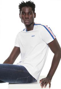 Camiseta Iódice Faixa Ombro Branca