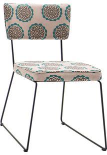 Cadeira Roma C14-Daf Mobiliário - Bege