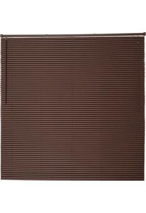 Persiana Wood- Marrom Escuro- 160X160X3Cmevolux