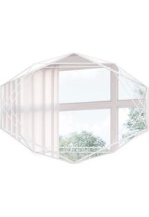Espelho Prisma Branco