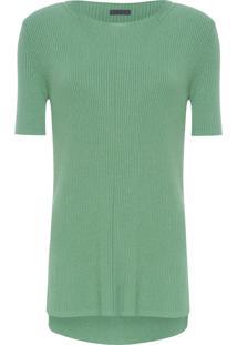 Blusa Feminina Rayon - Verde