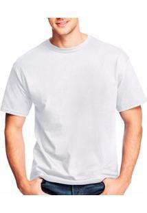 Camiseta Masculina Manga Curta Comfortsoft Hanes (1608)