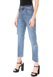 Calça Jeans John John Slim Bacoor Azul