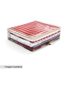 Organizador Para Toalha De Mesa- Incolor & Bege- 10Xboxmania