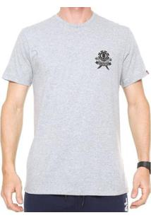 Camiseta Element Carve Masculina - Masculino