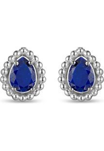 Brinco Life Lapis Lazuli - Mãªs De Setembro