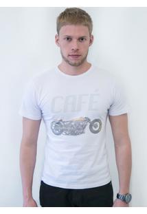 T-Shirt Café - Masculino