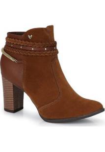 Ankle Boots Mississipi Castanho Castanho