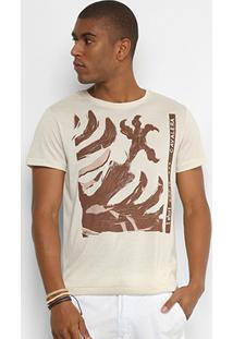 Camiseta Cavalera Pata Águia Masculina - Masculino