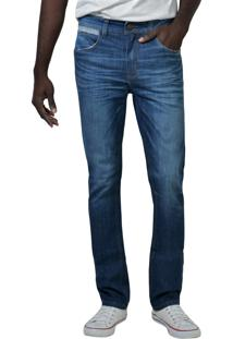 Calça Jeans Slim Yck'S Azul