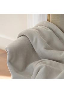 Cobertor Super Soft Bege - Scavone