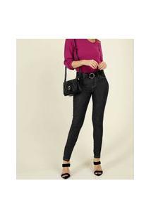 Calça Jeans Skinny Feminina Stretch