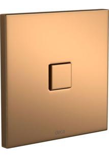 """Acabamento Para Válvula Hydra Slim Red Gold Com Kit Conversor 1 E 1/2"""" 4916.Gl.Slm.Rd - Deca - Deca"""