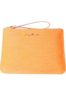 Clutch Lisa- Laranjaluiza Barcelos