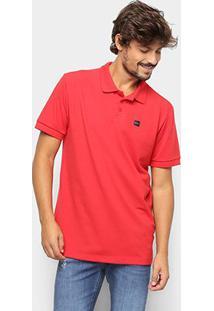 Camisa Polo Oakley Básica Patch 2.0 Masculina - Masculino