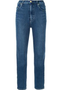 Nobody Denim Calça Jeans Skinny - Azul