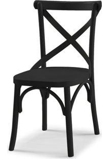 Cadeira X Cor Preto - 31320 - Sun House