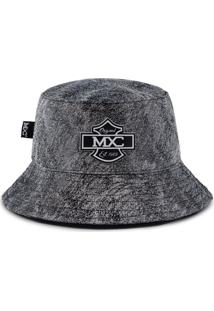 Chapéu Bucket Mxc Original Urban Cinza