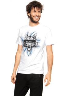 Camiseta Fiveblu 35156Fc Branco