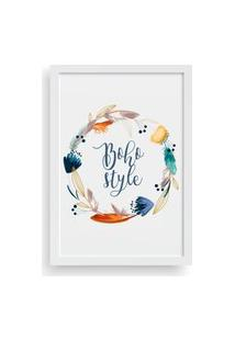 Quadro Love Decor Decorativo Boho Style