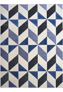 Tapete Para Sala Supreme Azul 2,00X2,50 Sã£O Carlos - Multicolorido - Dafiti