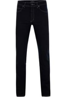 Calça Jeans Pierre Cardin Intense - Masculino-Marinho