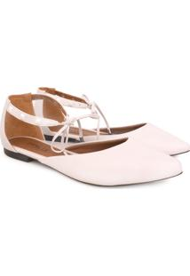Sapatilha Trivalle Shoes Branca