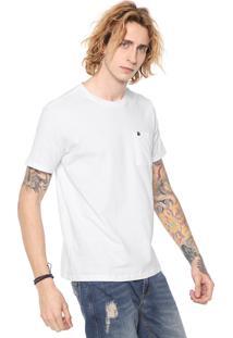 Camiseta John John Pocket Basic Branca