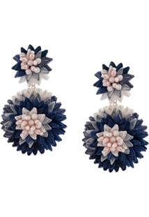 Mignonne Gavigan Scarlett Earrings - Azul
