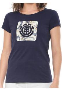 Blusa Element Oasis Feminina - Feminino