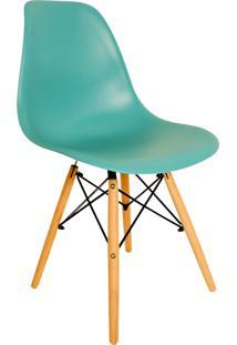 Cadeira Eiffel Facthus Charles Eames Em Abs Tiffany - Tricae