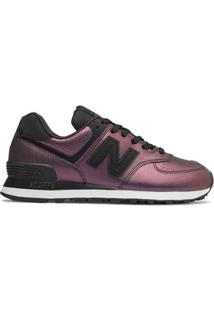 Netshoes. Tênis New Balance 574 Feminino ... fc61a4fd35
