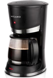 Cafeteira Elétrica Nks Milano Tsk 426 Jarra De Vidro Para 26 Xicaras 110V
