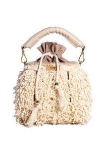 Bolsa Croco Feminina Handmade Zariff Casual