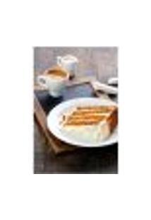 Painel Adesivo De Parede - Café - 592Pn-P