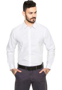 Camisa Cavalera Reta Branca